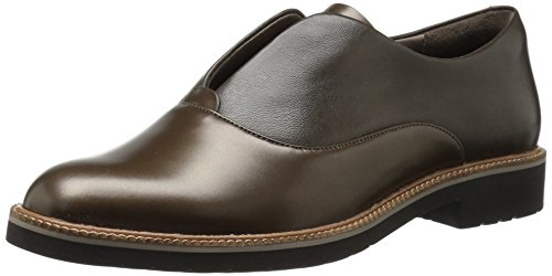 Oxford Abelle Women's Metallic Slipon Motion Brown Total Rockport ndtv0qxXv