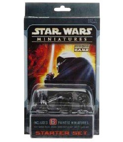 Star Wars Miniatures Starter Game Set: A Star Wars Miniatures Starter Game