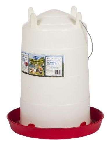 Farm Tuff Easy Fill Poultry Fountains, 5-Gallon