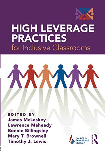 - High Leverage Practices for Inclusive Classrooms