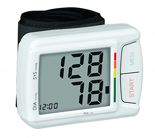 Veridian Healthcare 01-540 Smartheart Wrist Digital Blood Pressure (Veridian Health Care Latex)