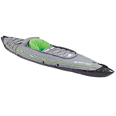 2000014136 Sevylor Quikpak K5 1-Person Kayak from Sevylor, Inc