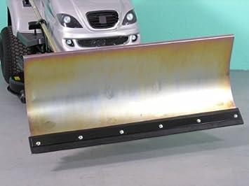 Snapper LT220 de chapa pala quitanieves, Standard, 118 x 50 cm ...