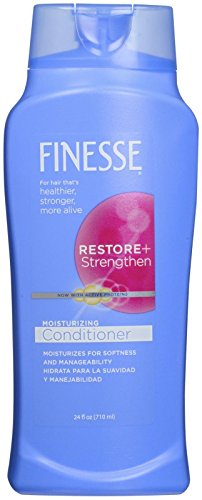 - Finesse Moisturizing Conditioner, 24 Ounce