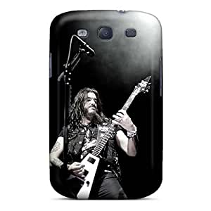 Shock-Absorbing Cell-phone Hard Covers For Samsung Galaxy S3 (QwG6415ffIs) Allow Personal Design HD Machine Head Band Series