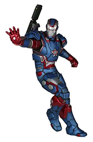 Gentle Giant Marvel Iron Patriot 1/4 Scale Statue