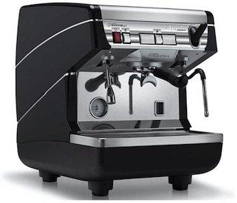 Nuova Simonelli Appia Semi-Auto 1 Group Espresso Machine Mappia5Sem01
