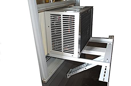 Unique EZ-AC Air-Conditioner Support Bracket : I live in a very old  QS67