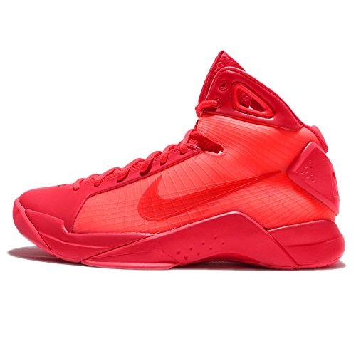 official photos bdfde 8a23f Galleon - Nike Men s Hyperdunk  08 Solar Red Solar Red Solar Red Basketball  Shoe 9 Men US