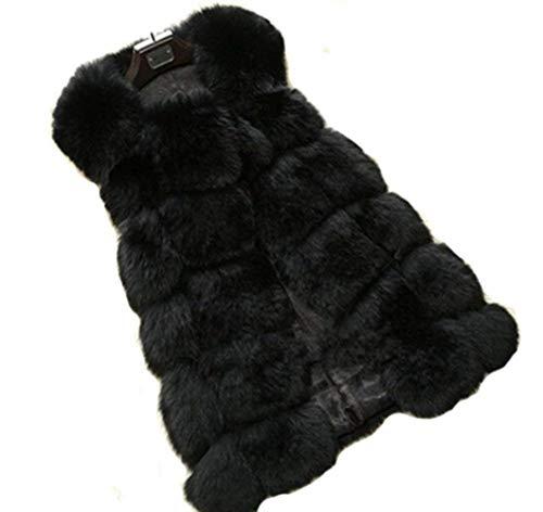 Fourrure De Hiver Art Haute Femme Laineux Jacket Confortable Qualit Longues Oversize De Gilet Fourrure Chaud 0qwYSnxZ0d