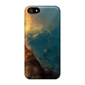 Top Quality Case Cover For Iphone 5/5s Case With Nice Solar Space Appearance