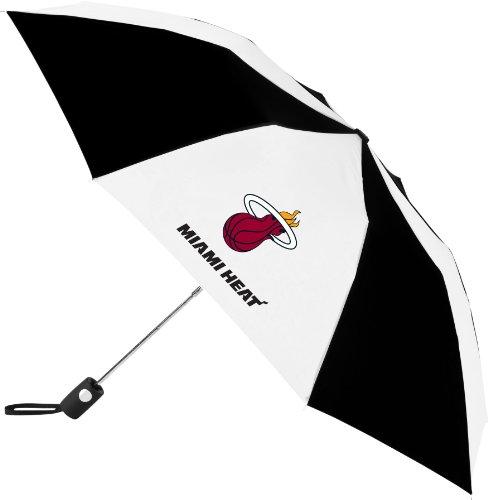 NBA Miami Heat Automatic Folding Umbrella by WinCraft