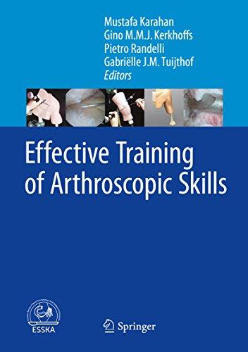 Effective Training of Arthroscopic Skills Pdf