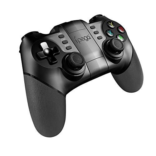 (Titanicol iPega PG-9077 Wireless Handle Wireless Games Joystick Gamepad(Black))