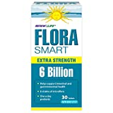 Renew Life FloraSmart Probiotic, 6 Billion, 30 Tablets