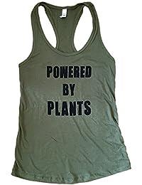 Women's Powered by Plants Tank Top