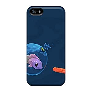PC For SamSung Note 3 Phone Case Cover With Bag Of Fish