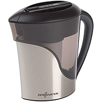 Amazon Com Zerowater Zd 013 8 Cup Pitcher Pitcher Water