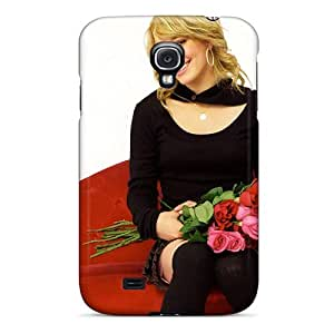 Fashionable ZQZZF2712iKDUy Galaxy S4 Case Cover For Hilary Duff 34 Protective Case