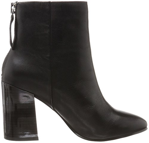Jola Mujer Aldo Botas Leather para Negro Black zq7Pw7d