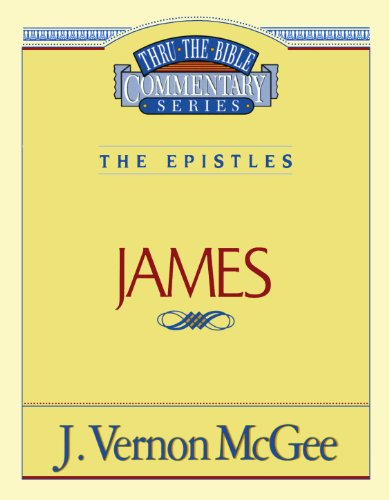 James - Book #53 of the Thru the Bible