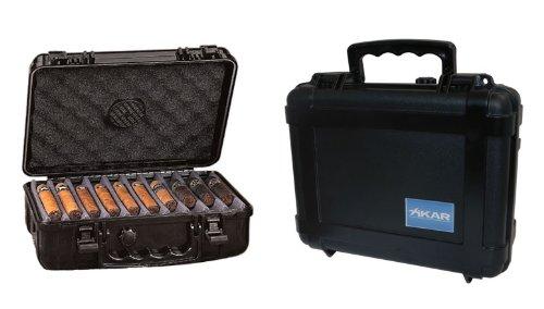 Xikar 30-50 Cigar Travel Humidor