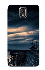 Christmas Day's Gift- New Arrival With Nice For SamSung Galaxy S5 Mini Case Cover - Pier At Dusk