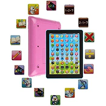 Youcoco Mini Children Multi-Function Learning Touch Tablet Pad Computer Education Toy Electronic Learning Toys