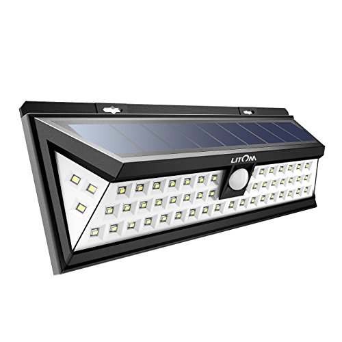 120 Led Solar Security Light