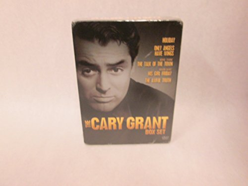 Cary Grant: Holiday / Only Angels Have Wings / Talk Of The Town / His Girl Friday / The Awful Truth (5-Disc Box Set)