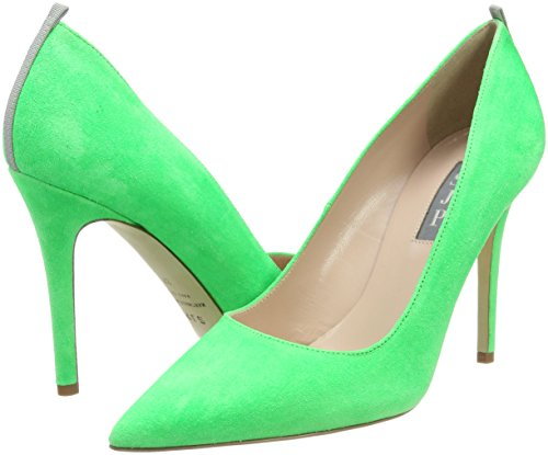 Pumps Women''s Sjp Parker highlighter Closed Suede Jessica By Fawn toe Sarah Green Bwrw8qI