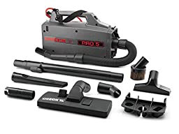 Oreck Commercial BB900DGR XL Pro 5 Super Compact Canister Vacuum, 30\' Power Cord