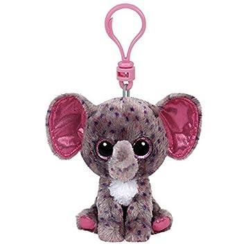 Ty - Ty36617 - Felpa - Clip de Beanie Boo - motas El elefante