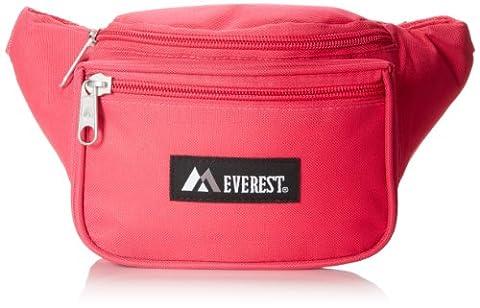 Everest Signature Waist Pack - Standard, Hot Pink, One Size - Lumbar Pack