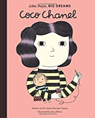 In this international bestseller from the critically acclaimed Little People, BIG DREAMS series, discover the inspiring story of this international style icon. Following the death of her mother, Coco spent her early life in an orphanag...