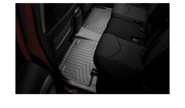 Amazon.com: WeatherTech - 441502 - 2004 - 2008 Acura TL Black 2nd Row FloorLiner: Automotive