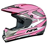 AFX FX-87 Helmet - Medium/Pink Multi