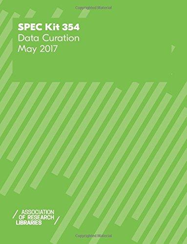 SPEC Kit 354: Data Curation