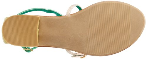 C Label Womens Cabana-2a String Sandaal Groen