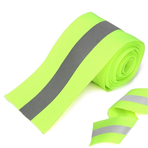 High Visibility Retro reflective fabric