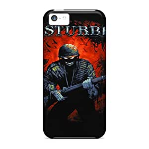 Protector Cell-phone Hard Covers For Iphone 5c (SsI13199dxdf) Provide Private Custom Stylish Disturbed Image