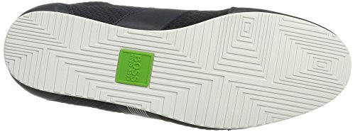 BOSS Green Lighter_lowp_neem 10201646 01, Scarpe da Ginnastica Basse Mens, Blu (Dark Blue), 42 EU