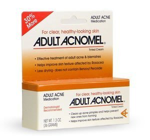 Adult Acnomel Acne Medication 1.3 Oz (Pack Of 2) (Cream Acne Adult Treatment)