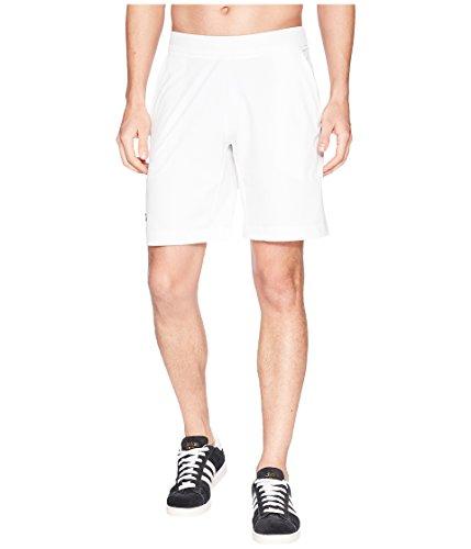 adidas Men's Barricade Bermuda Shorts White X-Large 10