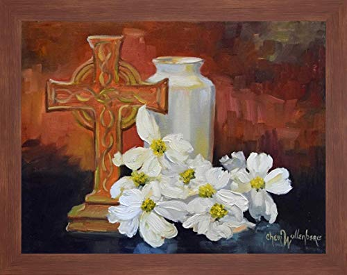 Cross and Dogwood by Cheri Wollenberg - 22