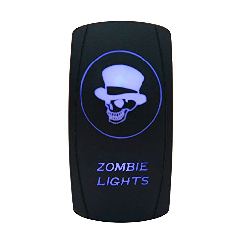 Cllena Toggle Switch Rocker Zombie product image
