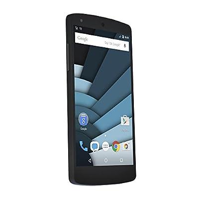 FreedomPop LG Nexus 5 LTE - Black - No Contract (Certified Refurbished)