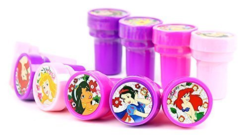 Disney Princess Stampers Party Favors (10 Stampers)