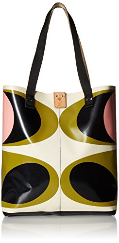 Willow Tote - Orla Kiely Willow Tote, Olive