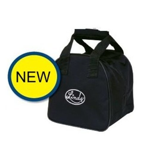 Linds Extra Ball Tote Bowling Bag- Black